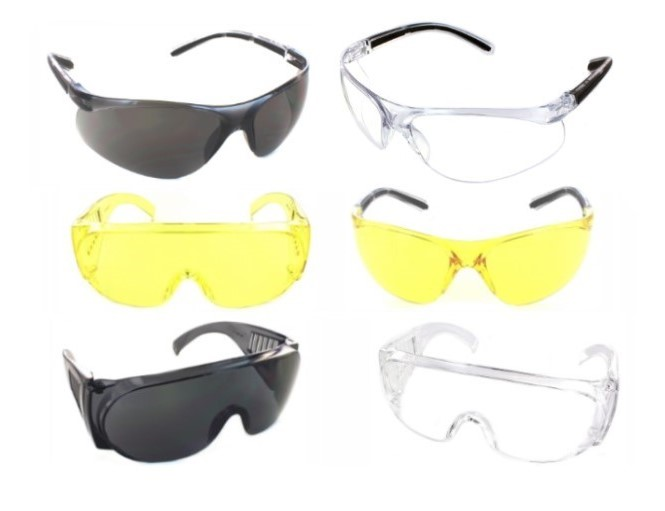 Evolution Safety Eyewear - new