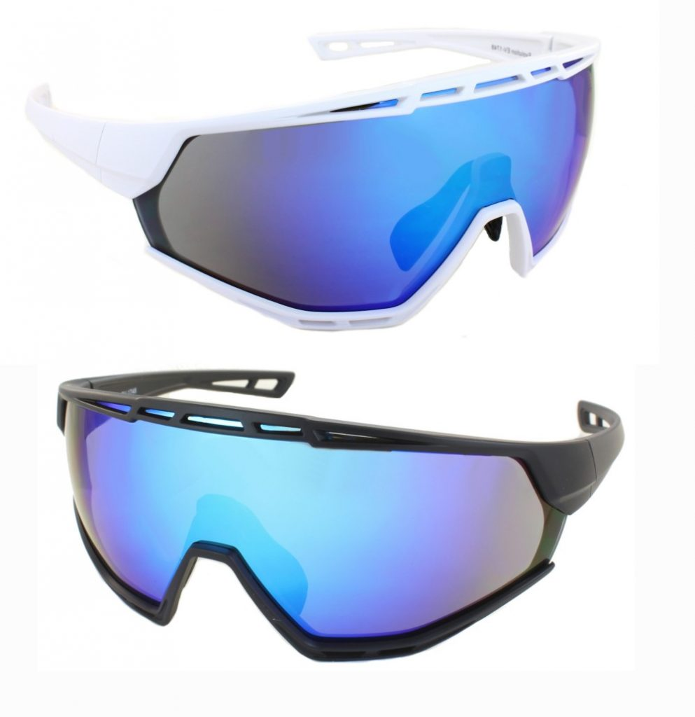 Evolution Pace cycling sunglasses - montage