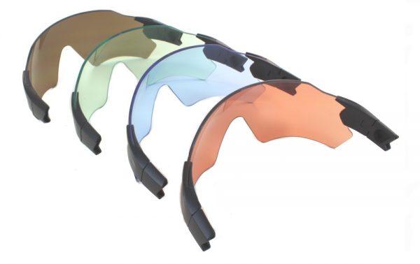 Evolution Paradox Spare lenses - all colours
